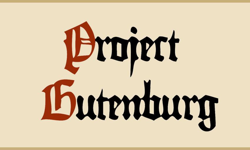 Proyecto Gutemberg